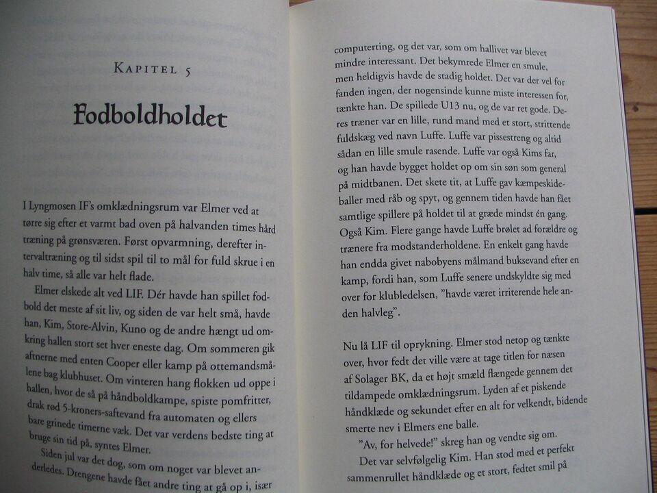 Elmer Baltazar - Rejsen til Arkadia, Tobias Bukkehave