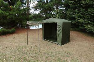 Fox-Royale-Cook-Tent-Station-CUM183-Kochzelt-Cooktent-Angelzelt-Kochbereich