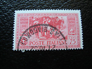 Italy-Stamp-Yvert-and-Tellier-N-300-Obl-A11-Stamp-Italy