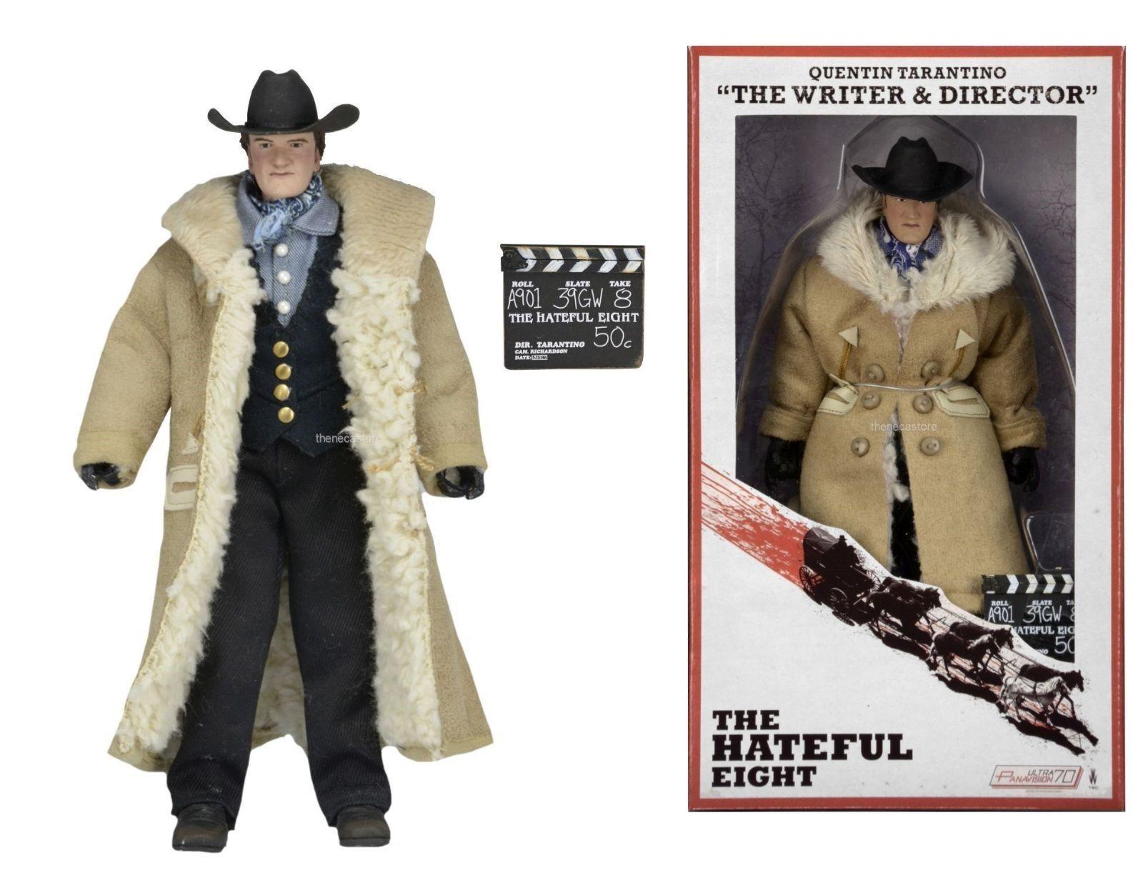 NECA The The The Hateful Eight Bob Quentin Tarantino Writer & Director 8  Figure Doll cad6ec