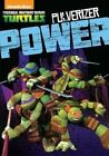 Teenage Mutant Ninja Turtles Pulverizer Power (2015 Region 1 DVD New)