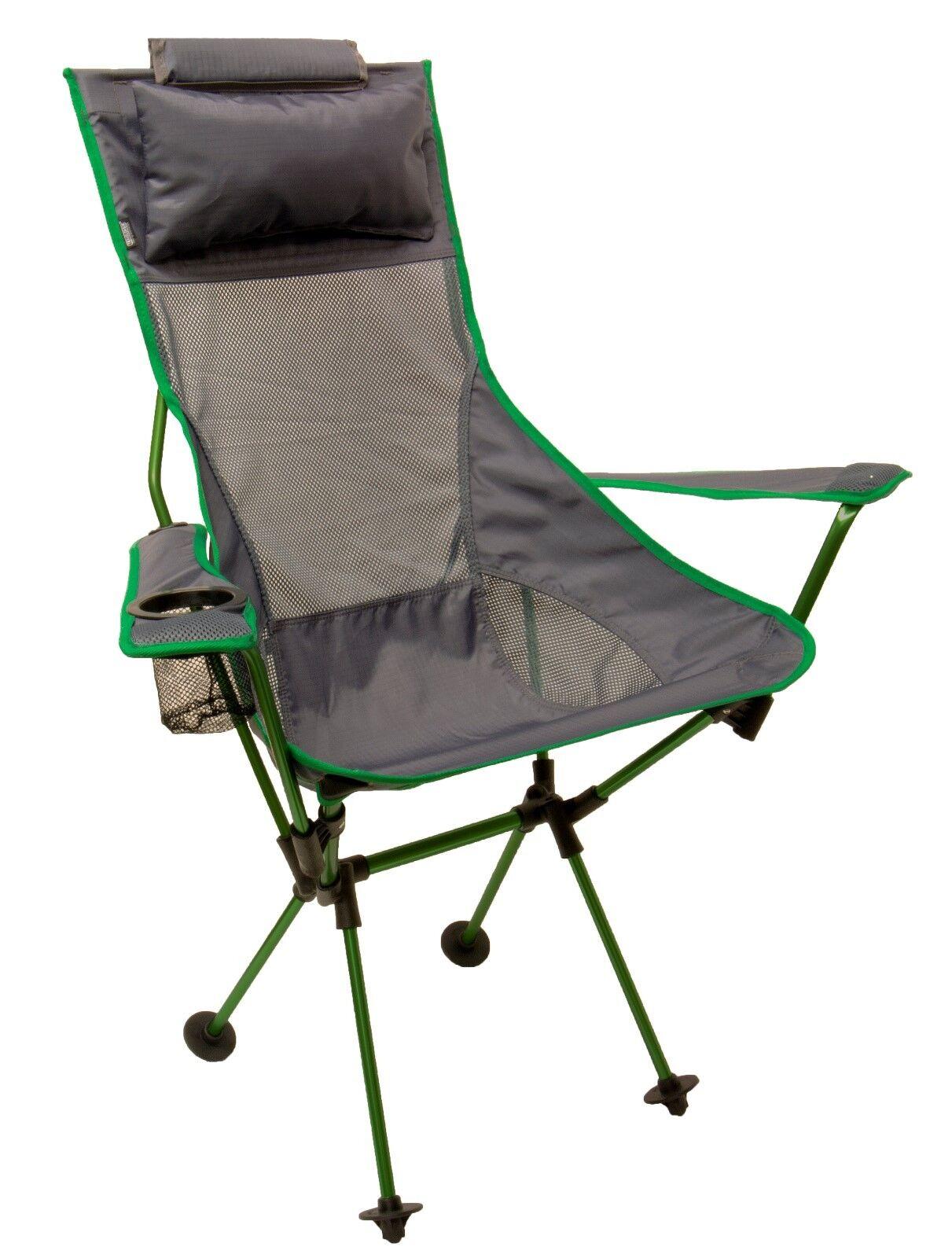 Travelchair Koala Hi atrás para senderismo para portátil liviano Campamento  Silla  envío gratis