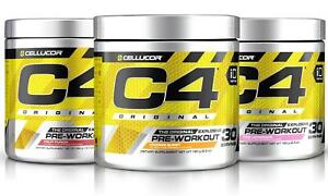 Cellucor C4 Original Explosive Pre-Workout 60 Srv Pick a Flavor  ID Series