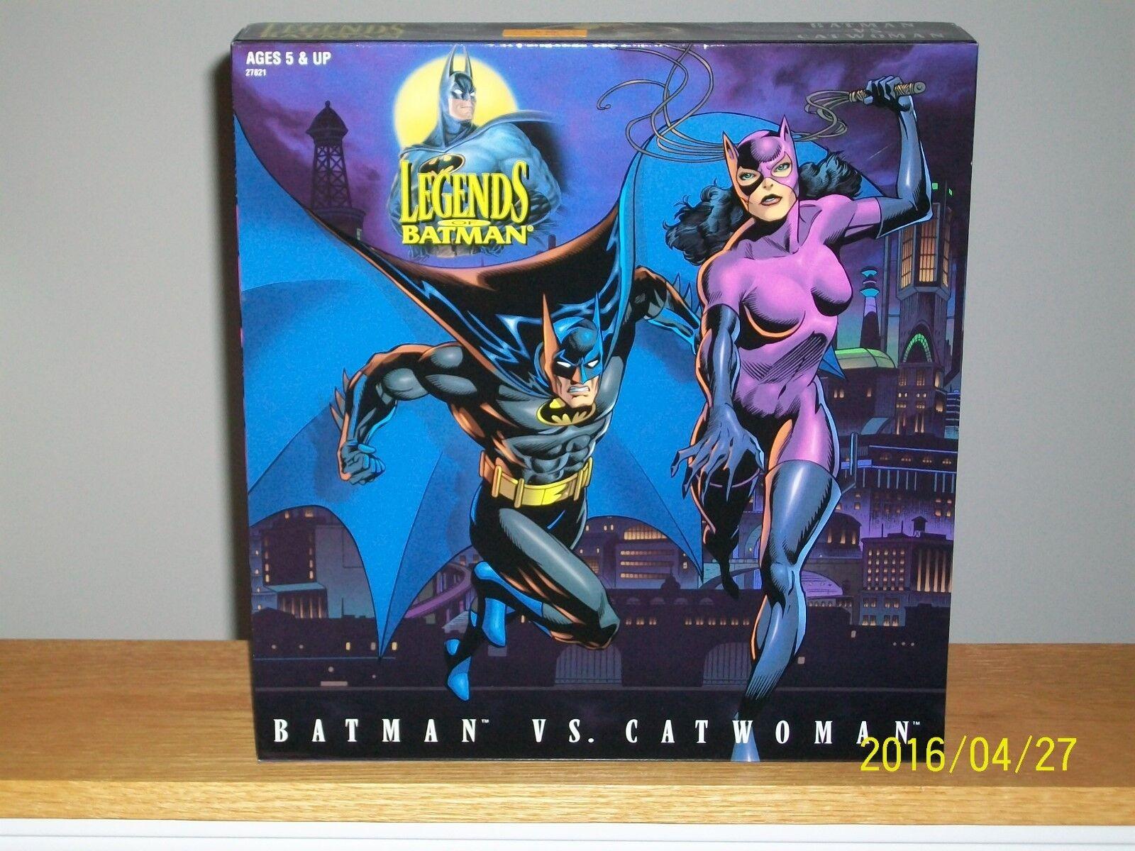 Kenner legenden des batman - batman und catwoman.