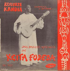 KOUYATE-KANDIA-Des-Ballets-Africains-De-Keita-Fodeba-VINYL-EP-7-034-FRANCE