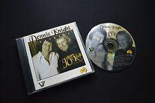 DENNIS KNIGHT SALUTES JOHNNY O'KEEFE RARE AUSTRALIAN AUTOGRAPHED CD!