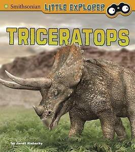 Triceratops-by-Riehecky-Janet-9781491408230-Paperback