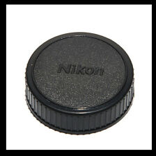 Lens Rear Cover Cap For Nikon D5100 D7000 D5000 D3100 D90 D80 DSLR & SLR Cameras
