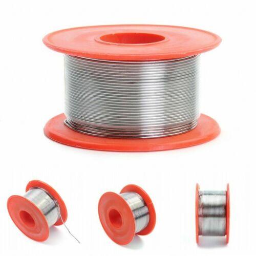 1PC Tin Lead Rosin Core Solder Flux Soldering Welding Iron Wire Reel 63//37 0.8mm