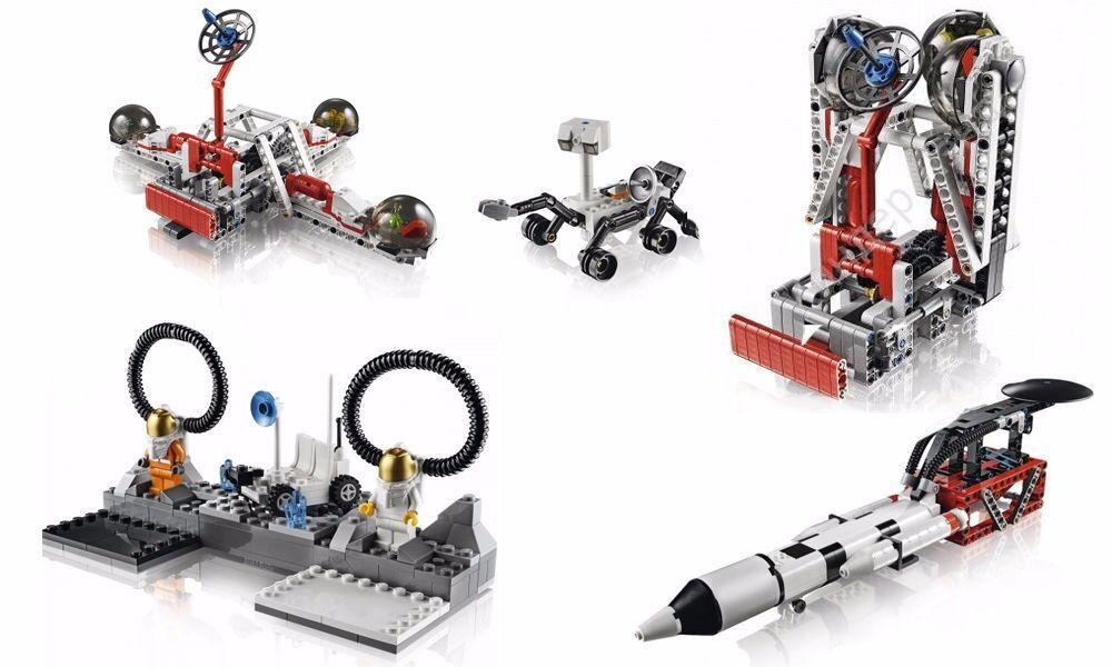 Lego Education MINDSTORMS EV3 Space Exploration Set 45570