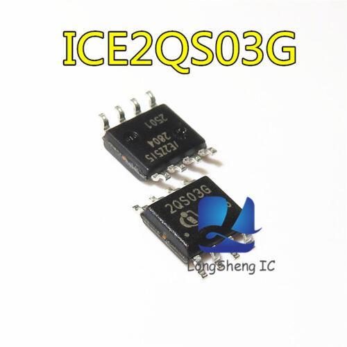 5pcs New 2OS03G 2QS036 2QSO3G 2QS03G ICE2QS03G SOP8 IC Chip
