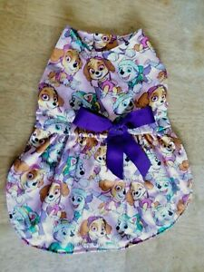 Medium-Size-Paw-Patrol-Fabric-Dog-Dress