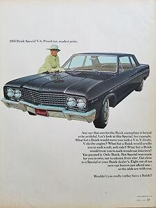 "8.5 x 10.5/"" 1965 Jeep Original Print Ad Funpower V6-The Flying Jeep-Fisherman"