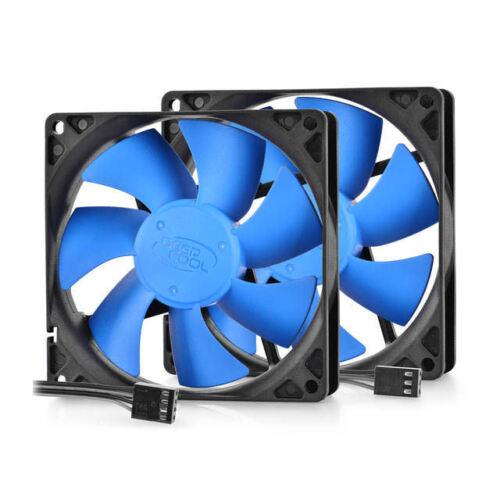 DEEPCOOL 2xF8mm Heatpipes 2x92mm Fans LGA2011 CPU Cooler ICE BLADE 200M