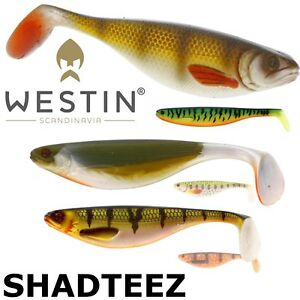 Westin Shad Teez 27cm 117g 1 piece in blister-pack Soft lure Soft Plastic Bait