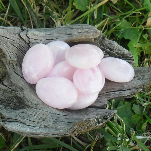 25 Perles Palet Résine Nuancée rose Pastel