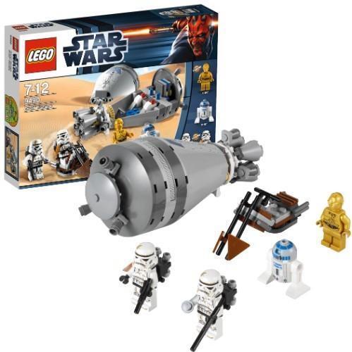 LEGO StarWars Droid Escape (9490)  | Primäre Qualität