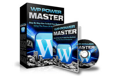 WP Power Master - WordPress Website Instructions With Videos | eBay