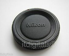 Body Cap For Nikon EM FM-10 FM10 FM2 F3T F3AF FM2n F4e Dust Safety Cover New