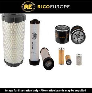 Yanmar VIO15 Filter Service Kit