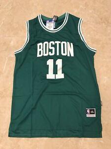 best sneakers ef0ba d5721 Details about Boston Celtics 2018 Kyrie Irving's Jersey