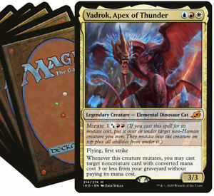 Red-White-Blue-VADROK-Commander-Deck-100-Card-Magic-the-Gathering-EDH-MTG