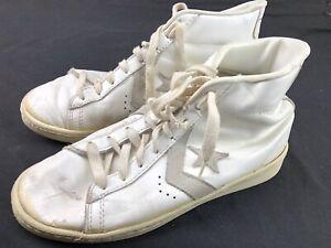 Star Shoes Hi Top Pro Star Sz 7.5 White
