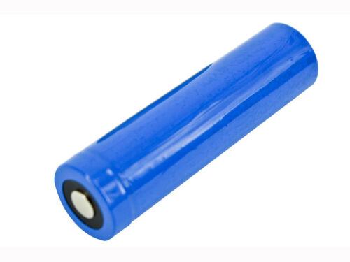 18650 panasonic bateria para LED linternas con protección circuito 3400mah