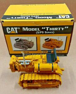 Gilson-Riecke-Caterpillar-Model-Thirty-Crawler-Tractor-1-16-diecast-model-w-box