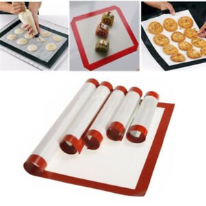 Silicone-Baking-Mat-Sheet-Bakeware-Oven-Liner-Pad-Non-Stick-Cookie-Tray-Mat-Hot