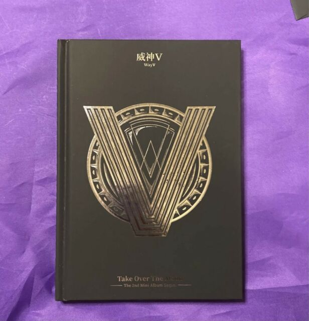 WAYV - 2nd Mini Album - Take Over The Moon - SEQUEL | No Inclusions