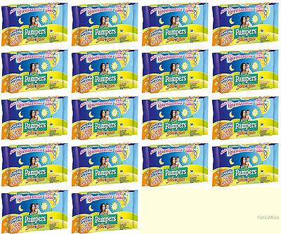 900 Salviette Igienizzanti Per Neonati Pampers Sole E Luna Salviettine Igieniche Distintivo Per Le Sue Proprietà Tradizionali