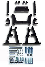 FRONT SUSPENSION KIT Black Futaba FX10 Tamiya Hornet (No Shocks) Team CRP 1626