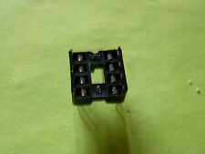 8 PINS IC SOCKET Adaptor Solder Type  PC Mount 4 PCS LOT