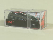 DiMarzio HS-2 Hot Strat Pickup in Black DP116