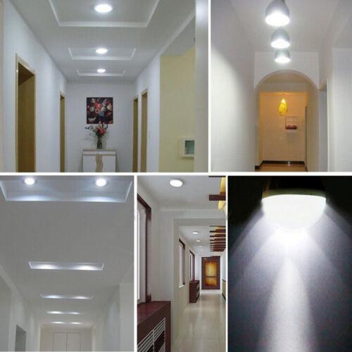 220//110V 3W 5W 7W 12W Sound//Voice Sensor LED Bulb PIR Motion Induction Light M$T