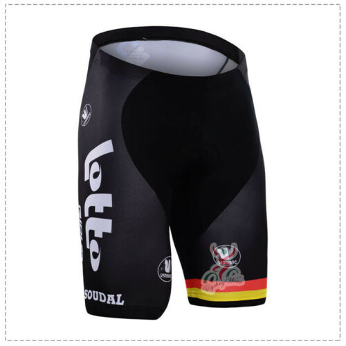 2020 O0M9E Road Men Team Bicycle Cycling Polyester GEL Padded Shorts