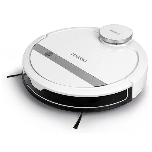Ecovacs Deebot 907 Smart Robotic Vacuum works with Alexa & Google Assistant