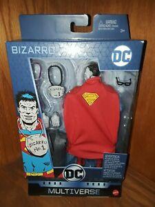 "DC Multi-Univers 6/"" Bizarro superman Walgreens EXCLUSIVE NEW"