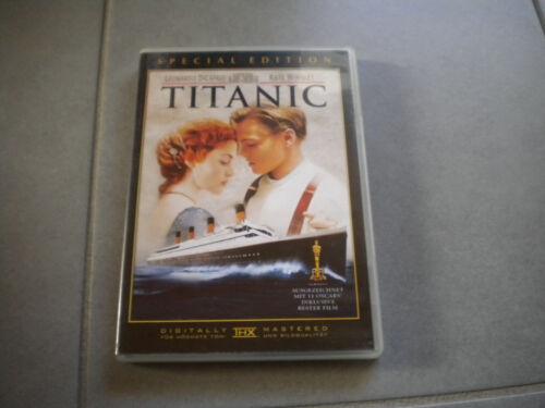 1 von 1 - DVD : TITANIC - Special Edition / Der Weltklassiker 2 DVD Set