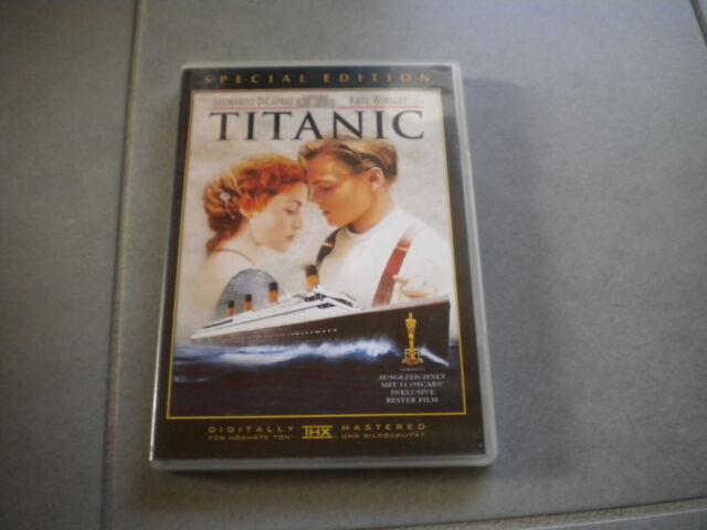 DVD : TITANIC - Special Edition / Der Weltklassiker 2 DVD Set