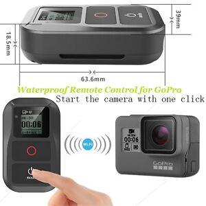 Suptig-Waterproof-Wireless-WIFI-Remote-Control-for-GoPro-Hero-3-3-4-5-6-7-Black