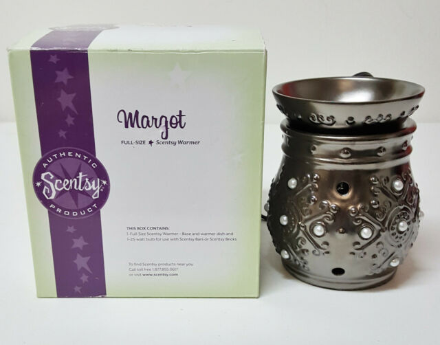 Scentsy Built With Love Full Size Warmer
