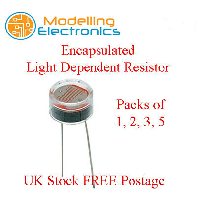 Hot Ceramic VT43N1 LDR Photocell Resistor 400V 400m Ao