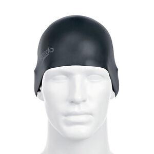 Speedo-Plain-Moulded-Silicone-Swimming-Cap