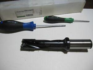 Walter-Valenite  3xD 14.3mm Drill Diam Indexable Insert Drill 5027633