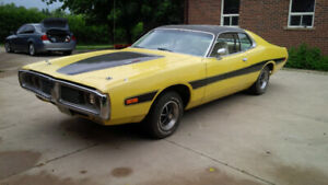 1974 DODGE CHARGER 440 MAGNUM VERY RARE