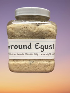 Ground Egusi Melon Seeds