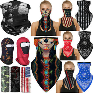 3D-Neck-Warmer-Gaiter-Face-Scarfs-Cover-Balaclava-Headwear-Cycling-Hiking