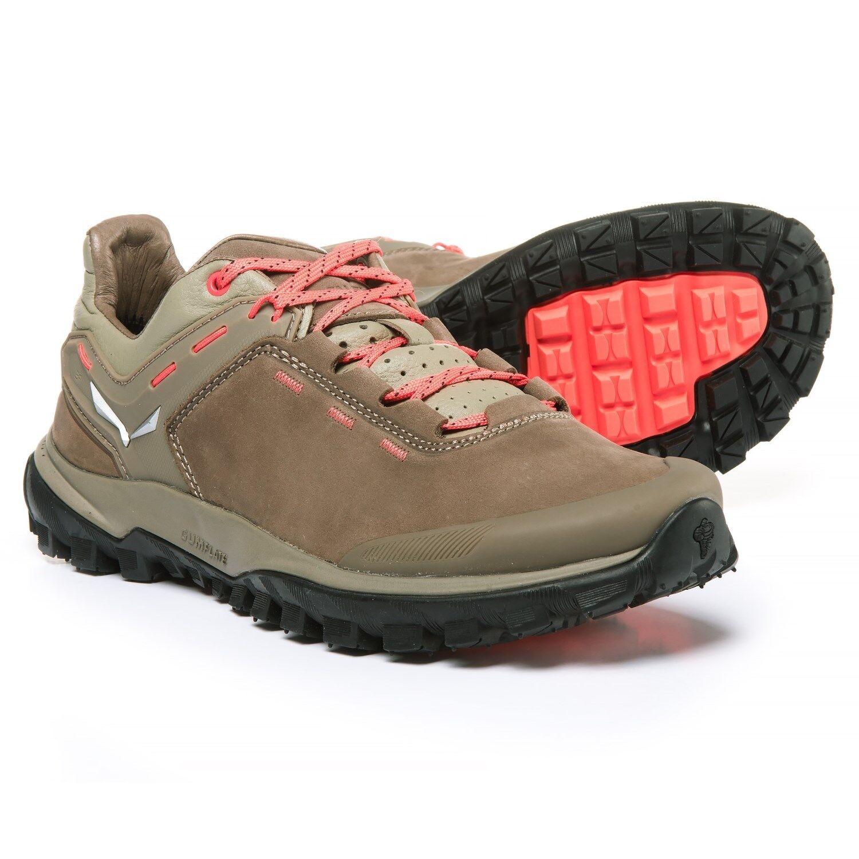 New femmes`s Salewa Wander Hiker Hiking chaussures Nubuck MSRP 200